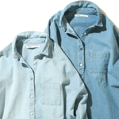 "spick & span BUYER'S RECOMMEND BRAND ""THE SHIRT by upper hights"""