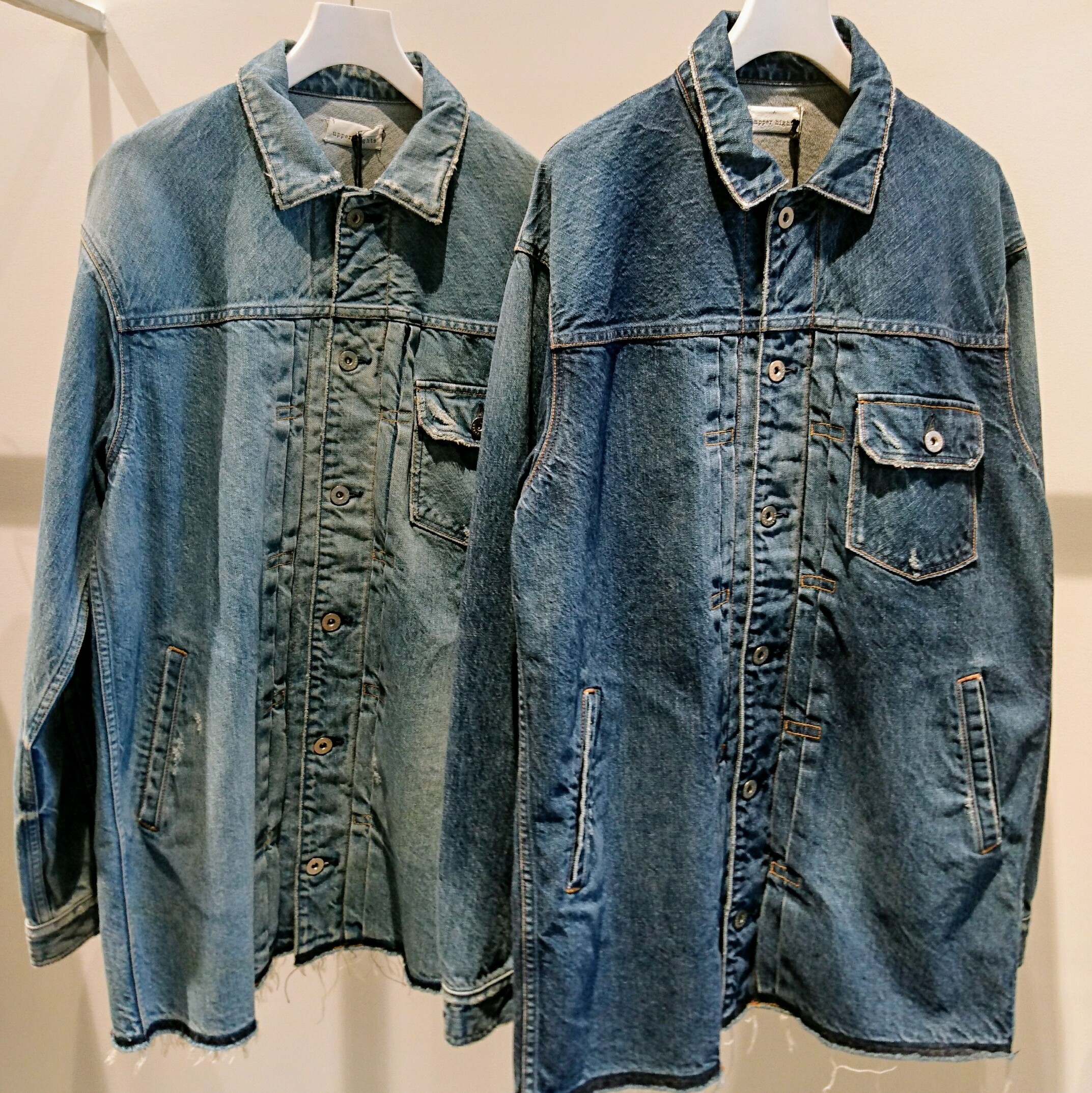 RECOMMEND:THE JEAN LONG JACKET
