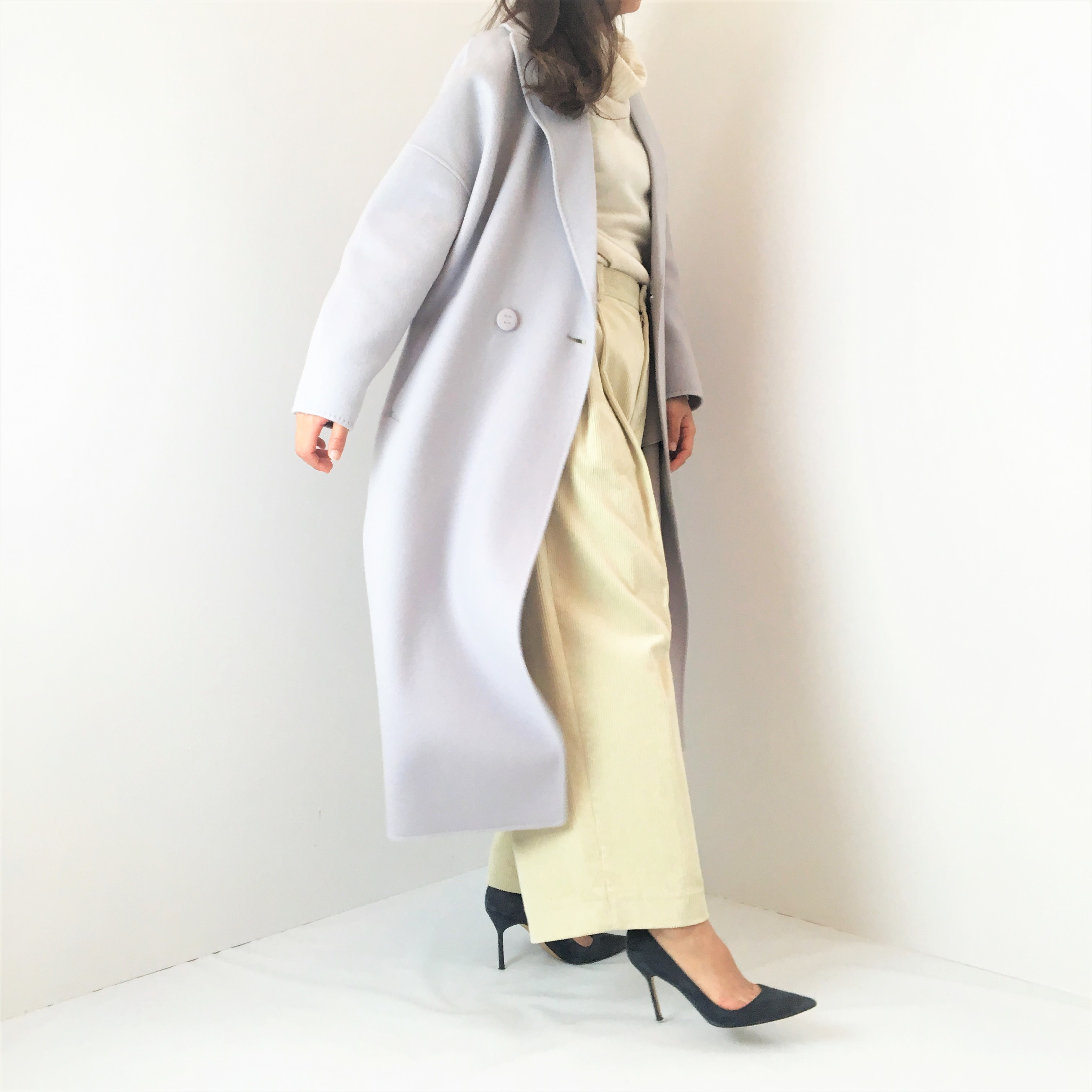 RECOMMEND:THE COAT 02 SILVER