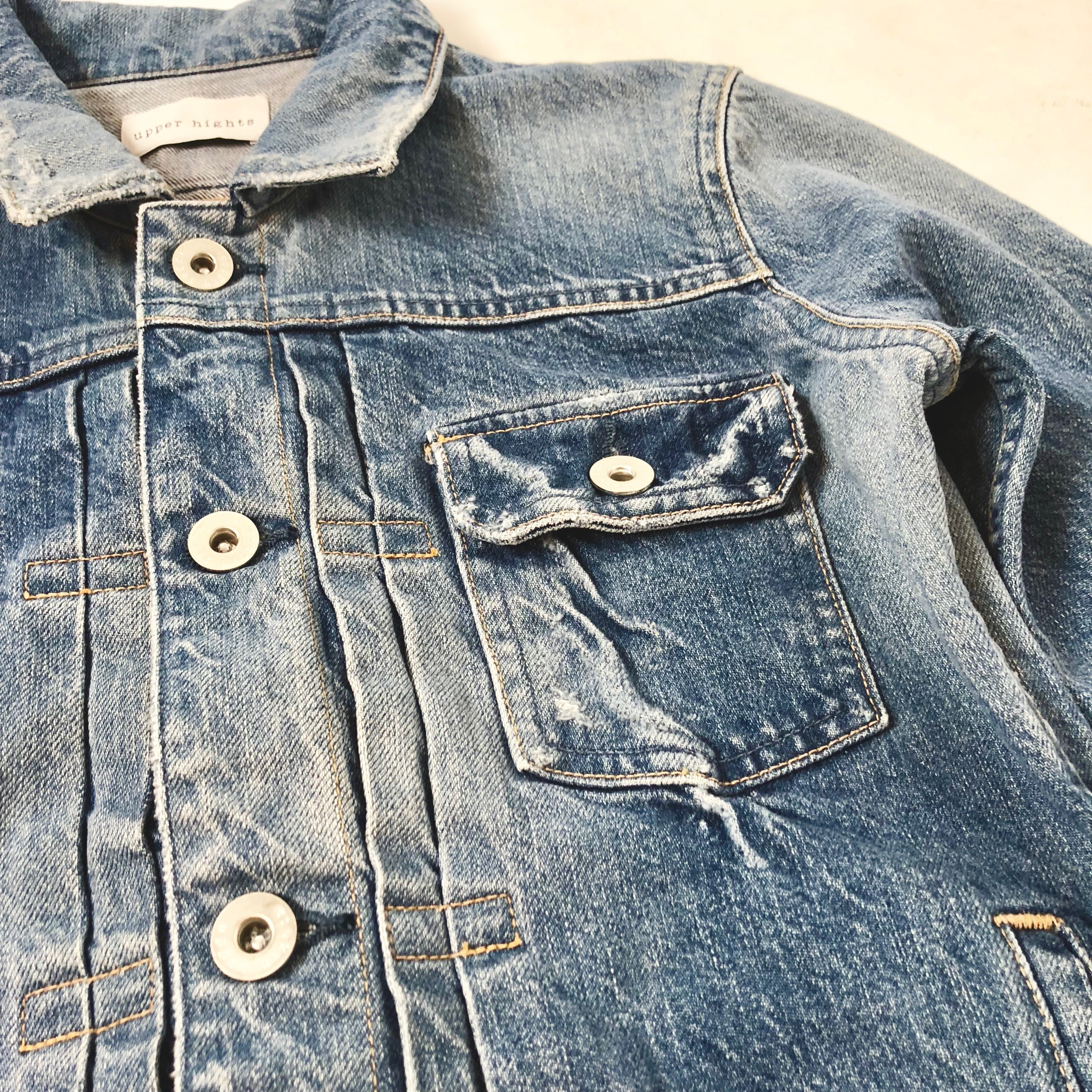 RECOMMEND:THE JEAN JACKET