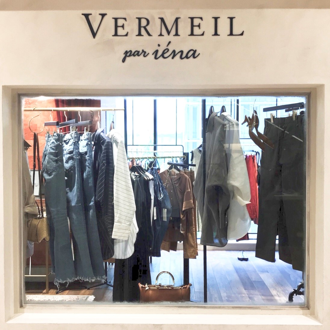 POP UP @VERMEIL par iena