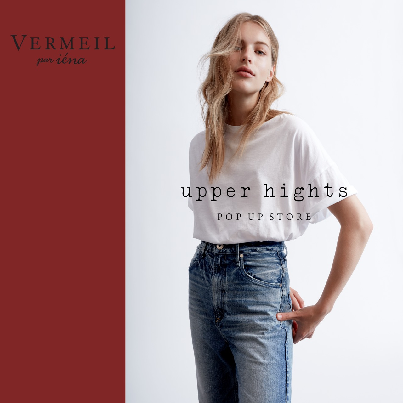 POP UP @ VERMEIL par iena – NEW LINE UP COMING